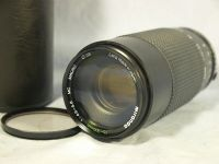 '  75-300mm ' Olympus OM Fit 75-300mm Zoom Macro Lens £19.99